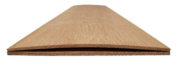 How To Flatten And Acclimate Thin Wood Straightening Cupped - How To Flatten A Warped Table Top